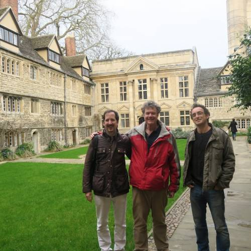 Oxford, England  March 2017